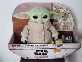 Baby Yoda Mecatronico Control Remoto