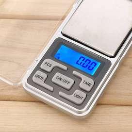 Gramera balanza Digital 500 gramos