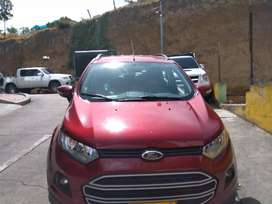 Vendo Ford Ecosport full equipo