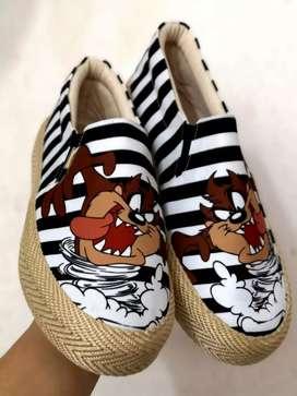 Zapatos personalizados talla 21 a 42