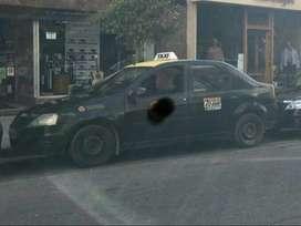 Vendo Taxi Y Licencia 2011