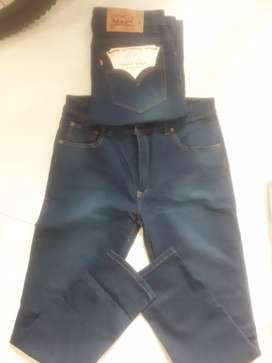 Jeans licrado de levis