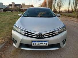 Vendo Corolla 2016 automático