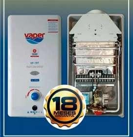 Calefon a gas Vaper Instamatic 26 Lts. Nuevo.