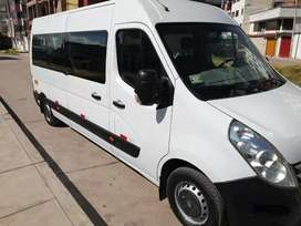 Hermo Renault de uso turistico