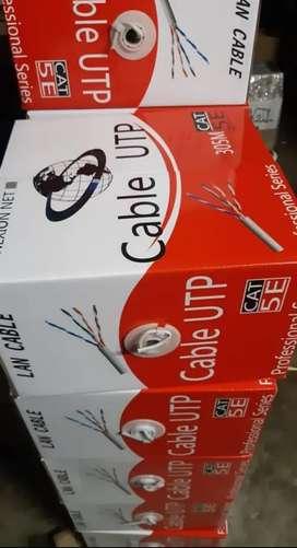 Cable de red UTP cat5e