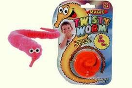 Gusano Magico Twisty Worn