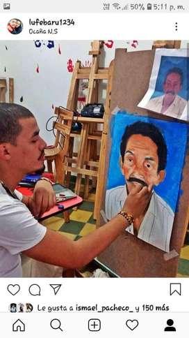 Busco Trabajo Como Pintor