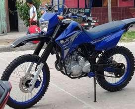 Yamaha XTZ250 Lander PERSONALIZADA NO HAY OTRA ASI