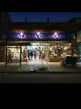 Re-apertura Galeria Guarani- Locales En Alquiler