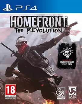 Homefront The Resolution (PS4)
