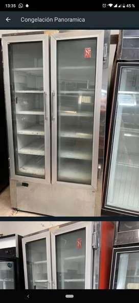 Nevera congelacion 2 puertas