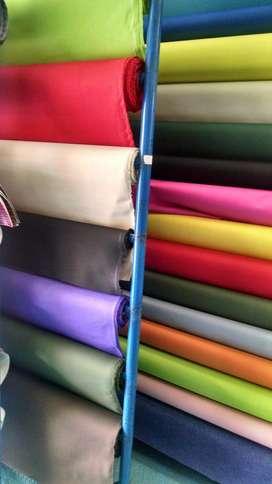 Tela Cambrel/politex Por Rollos, colores precio negociable