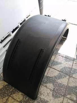Tapabarro de carreta universal para camión