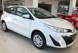 Toyota Yaris Adjudicado