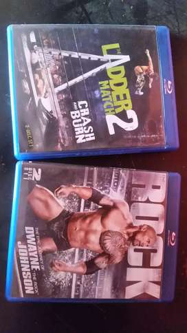 Bluray WWE Rock - ladder 2