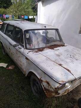 Fiat 1500 a reparar alternador yburro