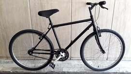 Mountain bike rodado 26 en negro