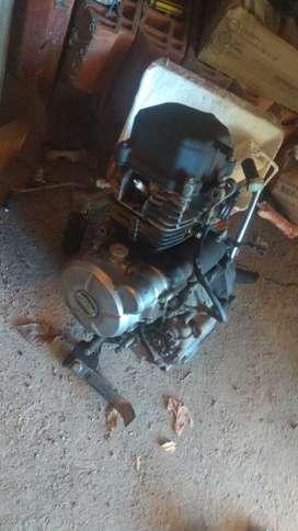 Motor a reparar o para repuesto