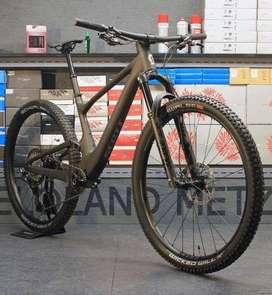 Bicicleta carbono scott spark mtb ciclismo