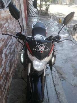 Moto crs 150 croos