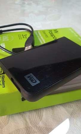 Disco duro portable 160gb