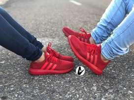 Zapato Tennis Deportivo Adidas Swift Unisex