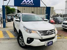 Toyota New Fortuner T/A 2019