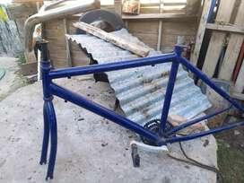 Oferta cuadro bicicleta rodado 26 vendo o permuto