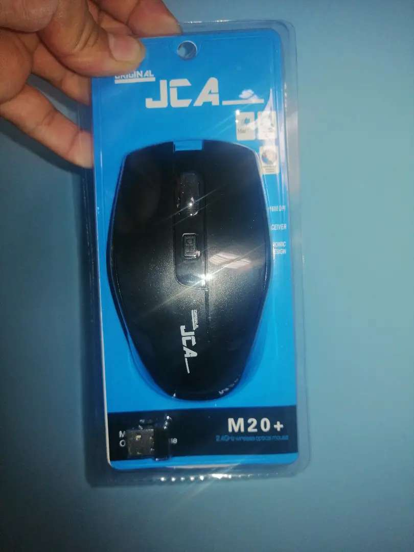 Mouse inalambrico ip 0