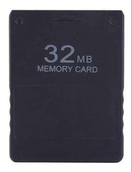 Memory Card 32mb Para Play Station 2 Ps2