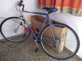 Bici súper liviana ideal