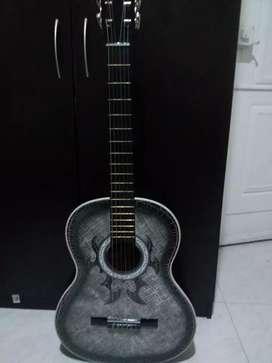 Vendo guitarra clásica barata