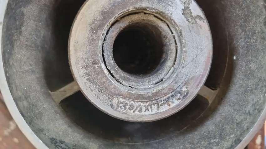 Vendo. Propela hélice Yamaha 175 2T