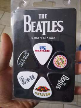 Guitar Picks 6 pack