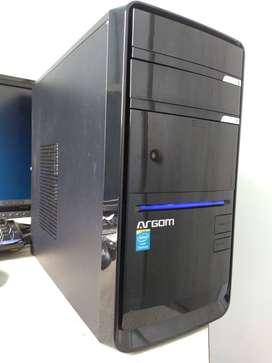 Torre CPU Corei5 6GB Ram