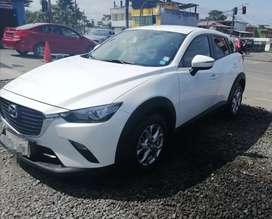 Se vende carro Mazda Cx 3 para uso exclusivo familiar