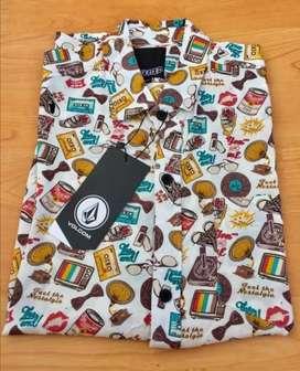 Camisa Volcom Talla M
