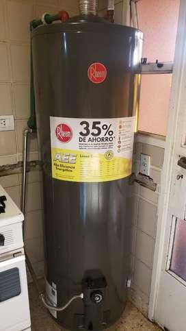Termotanque Rheem 150 litros como nuevo