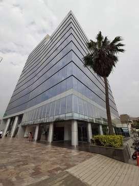 VENTA OFICINA EN EXCLUSIVO CENTRO EMPRESARIAL LOS INKAS, SURCO