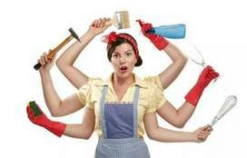 Se brinda servicios de limpieza en domicilio