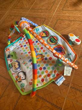 Tapete musical - FISHER PRICE