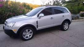 Chevrolet Captiva 2012 automática