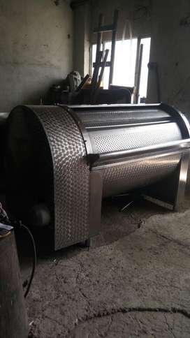 Fabricacion de Lavadora Industrial