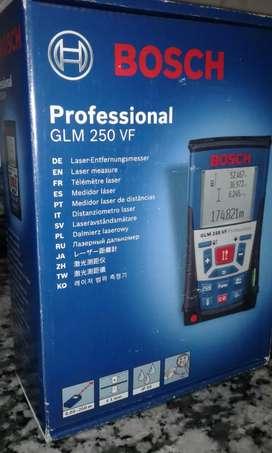 Medidor láser 250m Bosch