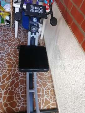 Maquina de hacer ejercicio ab bik