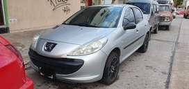Peugeot Compact Xr 1.4 5p 2011 105mil km