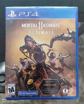 Mortal kombat 11 ultimate ps4, ps5