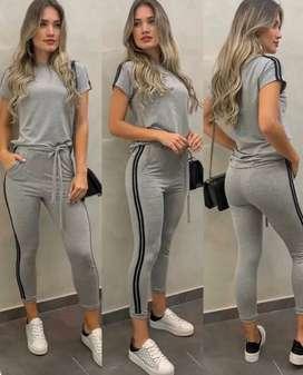 Disponible ropa DEPORTIVA de dama de exelente calidad pidela en talla y color que quieras