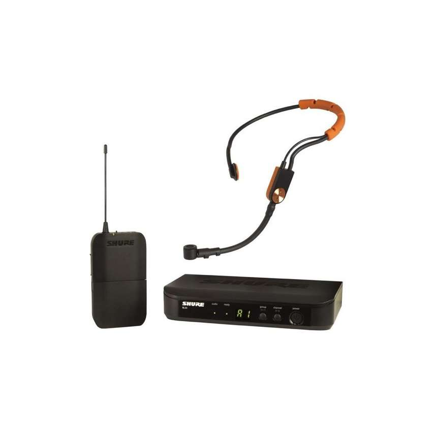 Microfono Diadema Shure BLX 14 SM31